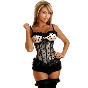 Polka dot corset. Артикул: IXI37851