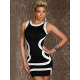 Классическое клубное платье