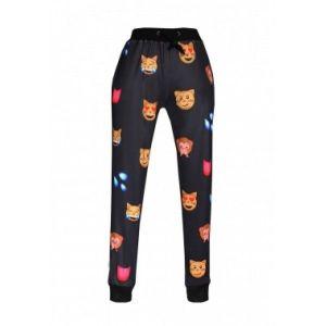 Симпатичные штанишки с анималистическим принтом - Халаты, пижамы