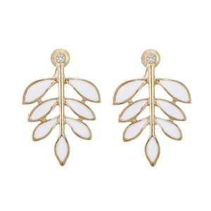Earrings - Petals