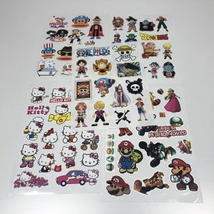 SALE! Set of stickers for the lights