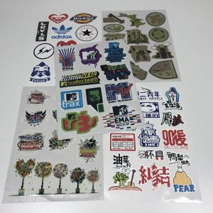SALE! Set of labels stickers fashion
