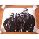 РАСПРОДАЖА! Постер Metallica на фотобумаге