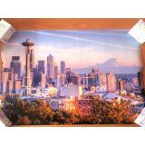 РАСПРОДАЖА! Постер Городской пейзаж на фотобумаге по оптовой цене