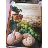 SALE! Poster Bread and grapes
