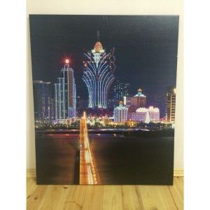 SALE! Canvas Macau. Артикул: IXI38324