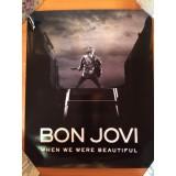 РАСПРОДАЖА! Постер Bon Jovi