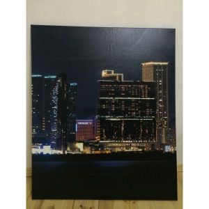 SALE! Canvas Night city
