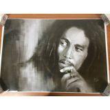 РАСПРОДАЖА! Постер Боб Марли по оптовой цене