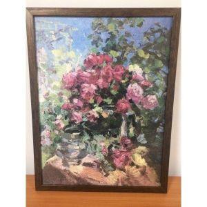 SALE! Painting Flowers. Артикул: IXI38379