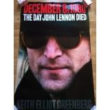 РАСПРОДАЖА! Постер December 8, 1980: the day john lennon died