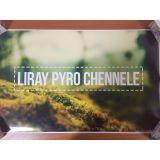 РАСПРОДАЖА! Постер Liray Pyro Chennele