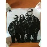 SALE! Poster Metallica