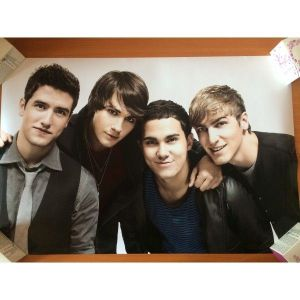 SALE! Poster Big time rush