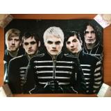 РАСПРОДАЖА! Постер My Chemical Romance