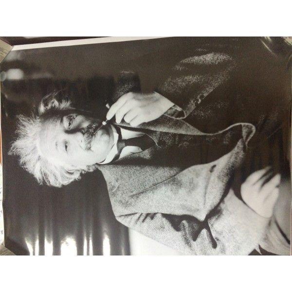 РАСПРОДАЖА! Постер Энштейн
