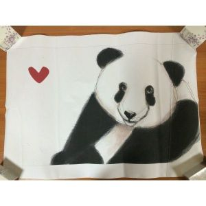 SALE! Sticker Panda