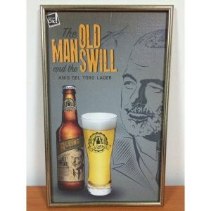 SALE! The Picture The Old Man Swill Worth