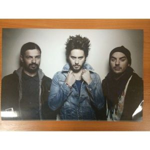 SALE! Poster 30 seconds to Mars