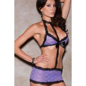 Gorgeous lace bodysuit. Артикул: IXI39071