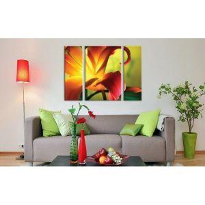 Модульная картина из 3 частей, 120х80 - Интерьер, декор