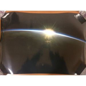 SALE! Poster Sunrise in space. Артикул: IXI39150