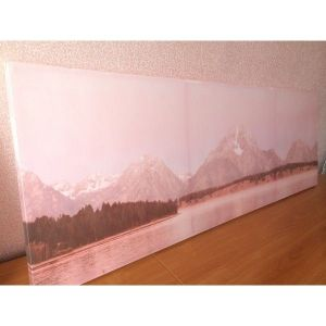 SALE! Canvas on stretcher - Mountains