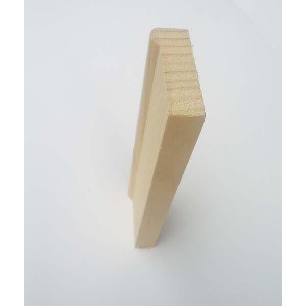 Профиль для подрамника с бортиком, 54 метра