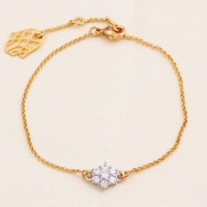 SALE! Golden bracelet