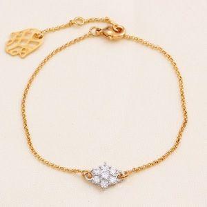 SALE! Golden bracelet. Артикул: IXI39364