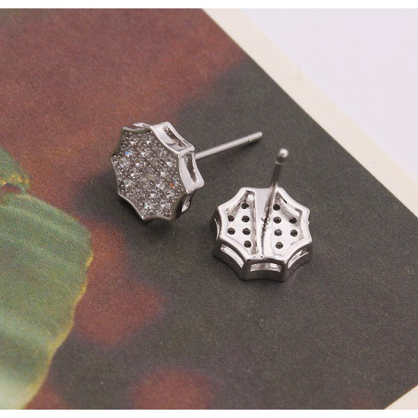 SALE! Zircon earrings Xuping. Артикул: IXI39379