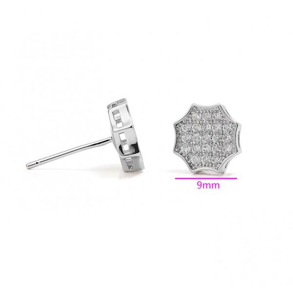 SALE! Zircon earrings Xuping. Артикул: IXI39379