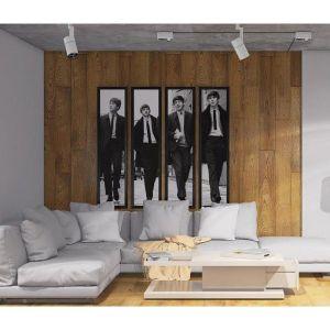 Модульная картина из 4 частей - Интерьер, декор