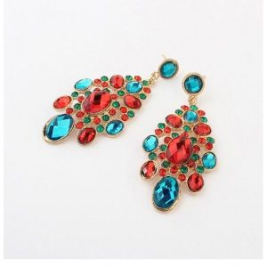 Stylish earrings - Retro