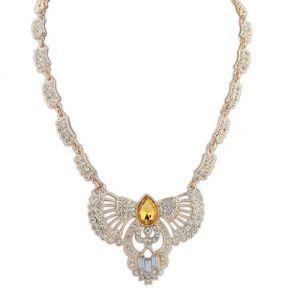 Temperamental necklace