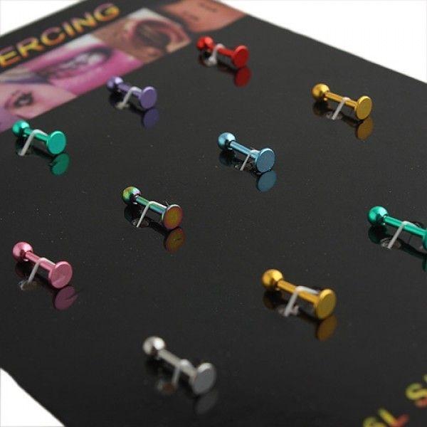 Купить онлайн Красивые серьги для пирсинга фото цена акция распродажа