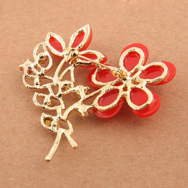 Golden brooch. Артикул: IXI39825