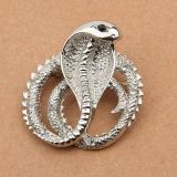 The brooch Cobra