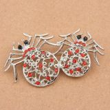 Brooch - Spiders