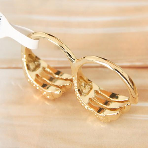 Double ring - Dragon. Артикул: IXI39848