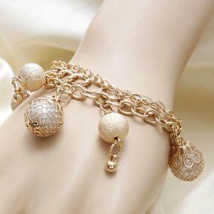 Bracelet Charm gold