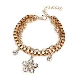Stunning bracelet with stones