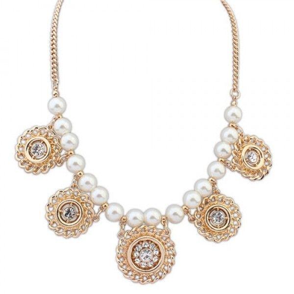 РАСПРОДАЖА! Ожерелье в восточном стиле