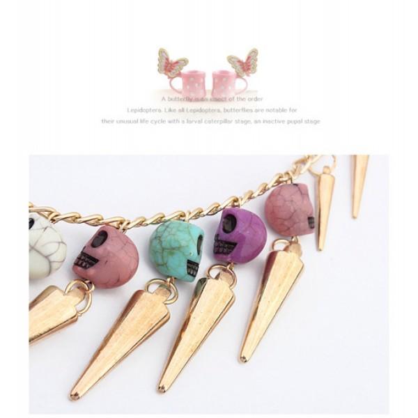 Necklace - Skull. Артикул: IXI39956