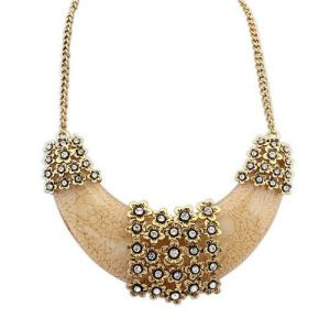 Necklace - Moon