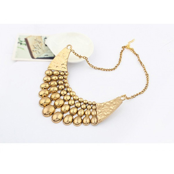Elegant gold necklace. Артикул: IXI39964