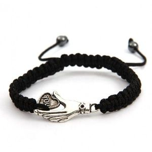 Original braided bracelet