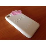 РАСПРОДАЖА! Силиконовый чехол - Hello Kitty цена фото