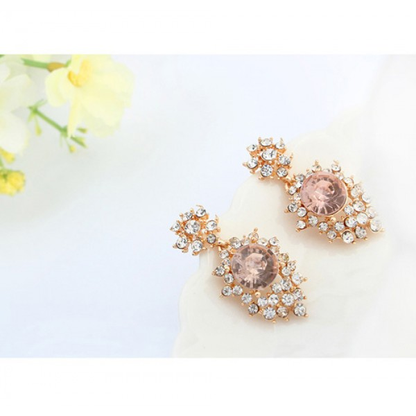 Earrings - Princess. Артикул: IXI40021