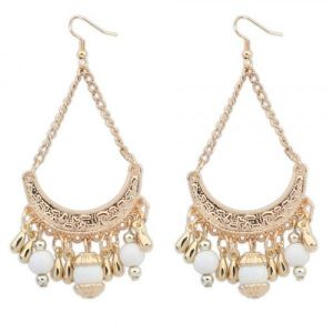 Aristocratic Bohemian earrings